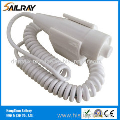 One step X-ray Exposure Switch with Omron micro switch for dental unit HS-02-1(3 Cores 2.2m)