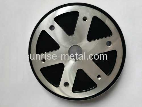 Aluminum Die Casting Parts Marine Equipment used