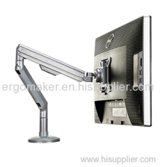Ergonomic Desk Mount LCD Monitor Arm