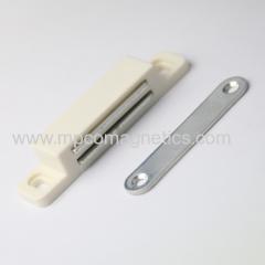 Heavy duty magneetsluiting