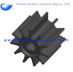 Impeller Kit Replaces Jabsco 22120-0001-P Sea water pump 12 Blade Volvo Penta