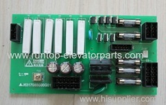 Elevator parts PCB J631708B000G01 for shanghai Mitsubishi