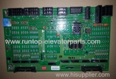 Elevator parts PCB P203703B000G02 for Shanghai Mitsubishi