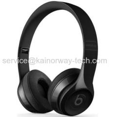 New Beats by Dr.Dre Beats Solo3 Wireless Portable Over Ear Headband Headphones Black
