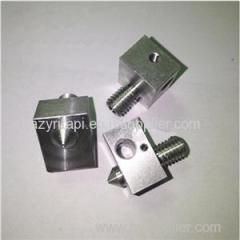 Aluminium Nozzle For J-Head