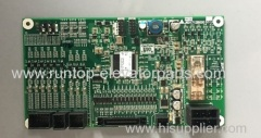 Escalator parts PCB J631712B000G52 for Shanghai Mitsuibishi