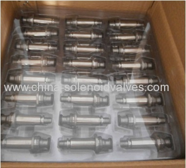 15.3mm Armature set for gas vehicle solenoid valve