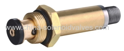 13mm Armature set for gas vehicle solenoid valve