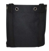 black tool bag tote