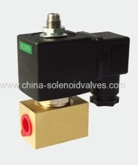 3 way solenoid valve for different application