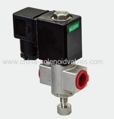 stainless steel solenoid valve for drinking water treatment