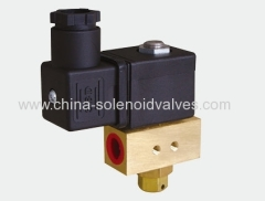 solenoid valve for disel charging machine
