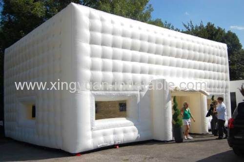 Cube Inflatable Lawn Tent