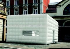 High Quanlity Inflatable Cube Booth