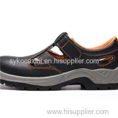 Summer Type Steel Toe Work Boot