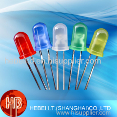 Super Bright 5mm Diffused Led Diode