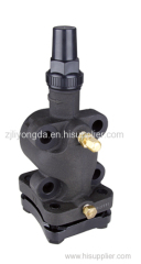 compressor refrigeration cast iron valve