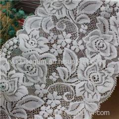 French Tulle 15 Cm Galloon Lace For Lace Bra (J0021)