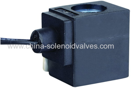 thermosetting solenoid coil for 4v valve series