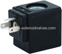 thermosetting solenoid coil for 4V series valve