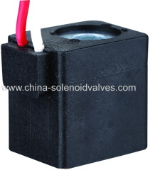 thermosetting solenoid coil for 4V pneumatic valve