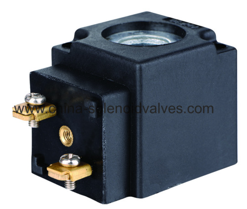 thermosetting solenoid coil for K Q series solenoid valve