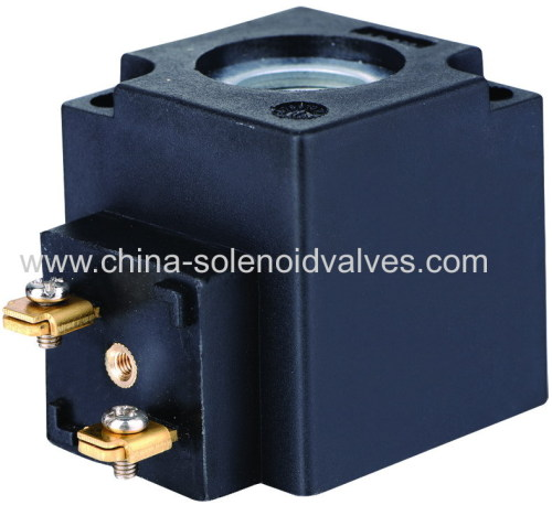 thermosetting solenoid coil for K Q series valve