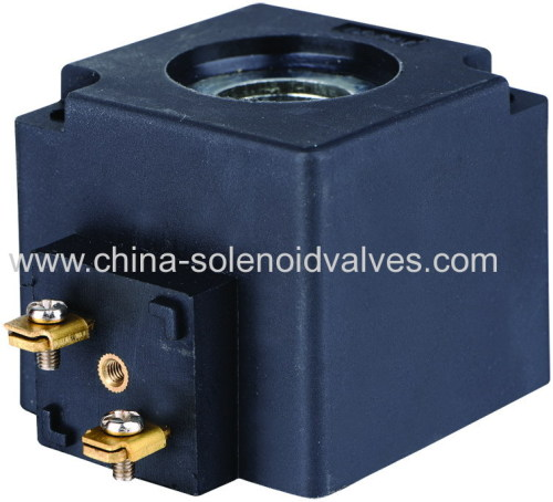 thermosetting solenoid coil for K Q solenoid valve
