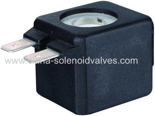 thermosetting solenoid coil for pulse jet valve water dispenser and so on