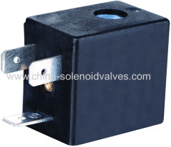 9mm thermosetting solenoid coil for pneumatic valve