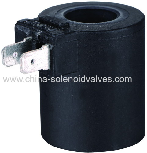 thermosetting solenoid coil for welding machine
