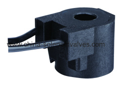 9.5mm thermosetting solenoid coil for mini solenoid valve