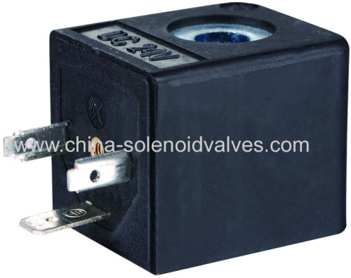 thermosetting solenoid coil for pneuamatic application