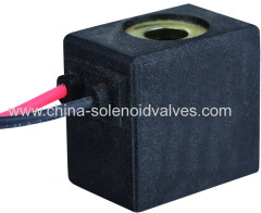 9mm thermosetting solenoid coil for mini solenoid valve