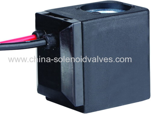 thermosetting solenoid coil for mini valve