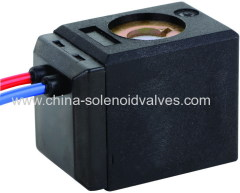 9mm solenoid coil for mini solenoid valve