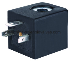 9mm thermosetting solenoid coil for pneumatic steam