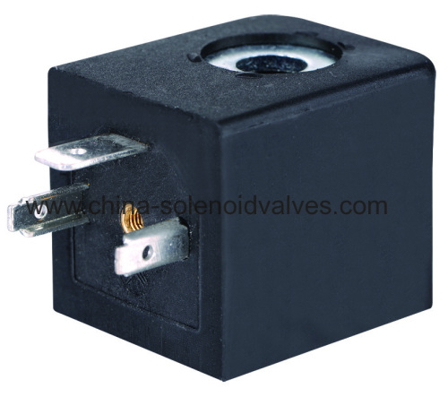 9mm thermosetting solenoid coil for pneumatic steam application