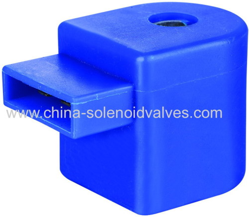 thermosetting solenoid coil for pneumatic electric application