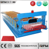 Metal roofing Galvanized Aluminum Corrugated steel sheet roll forming machine