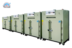 Industrial hot air circulating drying oven-Dual-Door Model Series