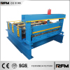 Metal roofing sheet machine Auto curved roll forming machine tile marking machine