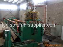 pipe heating bend hydraulic machine