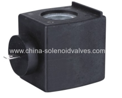 thermosetting solenoid coil for motor car