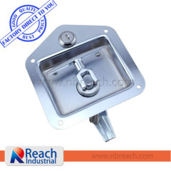 Imitation Stainless Steel Folding T Handle Lock