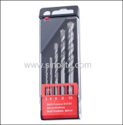 5Pcs Multi-Purpose Drill Bits