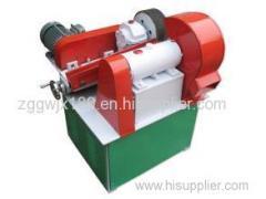 Pipe polishing machine grinding machine