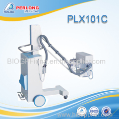 mobile digital X-ray machine