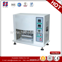Upper Materials High Temperature Resistance Tester