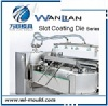 Film / Foil slot die coating for food wrap extrusion dies wanlian mould